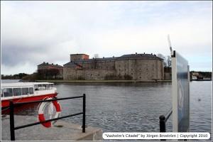Vaxholm's citadel